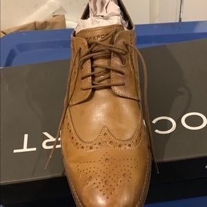 Rockport Style Purpose Wing Tip Oxford